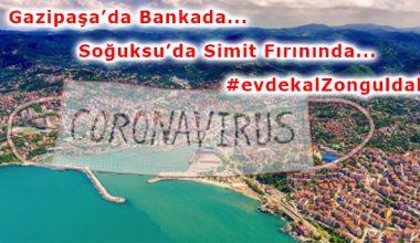Corona Virüsü Zonguldak'ta, bu virüsün şakası yok!