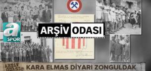"""ASPOR'da """"Arşiv Odası"""" Programının Konuğu Bu Hafta Zonguldakspor"""